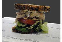 Bocadillos y sandwiches   Sandwiches