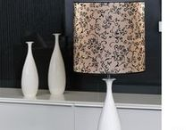 Mari Design Deruta / The Fratelli Mari Company is proud to introduce its new lighting collection for interior decorating.