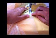 Agulha e linha / tutoriais e moldes de costura