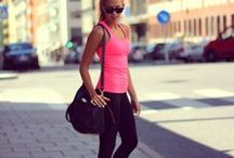 Workout Clothes / Best workout clothes to look good while you workout :)