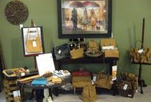 Cork Handbags, Jewelry and more! / Here at Regal House, we not only sell furniture, we also carry high quality cork accessories for women directly from Portugal. About half of all the cork that is harvested in the world comes straight from Portugal. Cork is durable, lightweight, easy to clean and not to mention, beautiful!