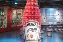Heinz / The History Center's new Heinz exhibit features 145 years of the H.J. Heinz Company. We house the largest collection of Heinz company artifacts and archival material in the world.   For more information: http://bit.ly/1wXrB6K