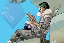 Comics / Comics I love, comics I've read, comics on my wishlist.