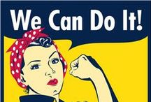 We Can Do It! WWII / Discover how Pittsburgh affected World War II – and the war affected our region – as part of our new exhibition, We Can Do It! WWII. http://bit.ly/1vlxiMW