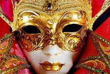 Fantastic masks