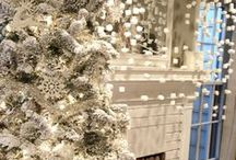 Holiday Home Decorations / The holidays are a great time to decorate your house and to celebrate. Use this board to get easy and fun ideas on how to decorate your home. #holidaydecor #winterdecorations