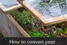 Vegetable Garden Hacks / Time saving, money saving hacks for the vegetable garden