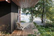 ~ Modern Lakeside Cottage ~