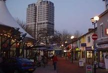 Swindon / Lived and worked here for a time in the early 80's