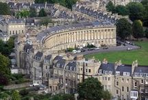 Bath / Beautiful City - such a significant place to me in the early 80's