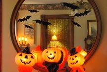 Halloween Decorations / Creative Halloween decorations and gardens