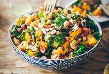 ~ Healthier Food ~ / Preferably no meat, more veggies