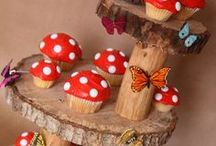 Garden Parties / Garden party ideas for food, fun, and decorations