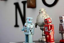 Robots / Just love robots