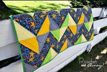 When I Learn To Quilt... / For the love of quilts... / by Heidi Nicole