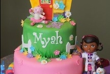A few of my favourite kids cakes