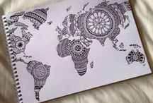 Patterns of the world