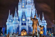 I LOVE ALL WALT DISNEY WORLD, WHERE THE DREAMS COME TRUE / El mejor lugar del mundo, donde los sueños se convierten en realidad.  Los parques de Walt  Disney World son mi lugar favorito en el planeta, tanto el de Orlando! Florida como el de Anaheim,, California.  El crucero de Disney a Nassau, Y Paradise Island y Castaway Cay en Bahamas es fabuloso!.  / by Venecia Rodriguez Bonnet