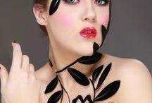 BEAUTY FACE / Beauty awakens the soul to act. --- Dante Alighieri   / by Dina- Anya