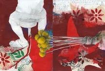 Art, kunst / Kunst die mij raakt