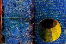 Artists books, sketchbooks
