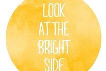 YELLOW  / Tout ce qui est jaune et qui brille