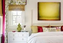 Fresh Bedroom / by Heidi Nicole