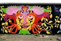 Art and Design - Street/Urban/Graffiti / The images speak for themselves.