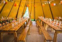 Keeping it simple / The beauty of our tipis is that you don't need to spend valuable time and money disguising what they are - they speak for themselves! Follow this board if 'less is more' is your motto