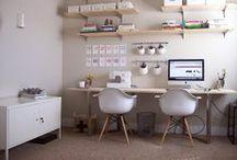 Playroom y escritorio