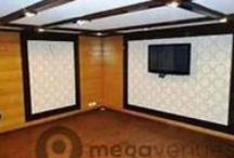 List of Exhibition Halls in Delhi / Searching halls for exhibition around Delhi? Search >> Select and Book from Megavenues.com / by Megavenues