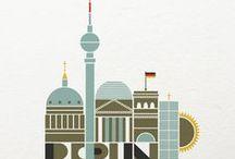 Berlin / Inspiratie over en uit Berlijn.