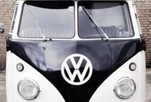 Dream / On the road with a VW!!