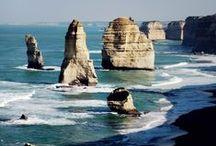 Paesaggi marini / A volte basta poter ammirare i meravigliosi paesaggi creati dal mare per essere felici.