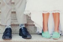 Shoes / Here at Beautiful World Tents we love a good pair of wedding shoes. These days there are no boundaries when it comes to what shoes you wear on you big day, with a lot of brides opting for Converse or wellies!