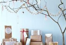 A Creative Christmas / Nice ideas and imagery that fit with the festive season