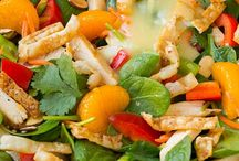 Food // salads