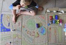 Kind zo blij ☀️ DIY karton / Recycle je kartonnen doos of envelop van een webwinkel tot speelgoed voor je kind! #kindzoblij
