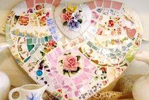 Trish mosaics / Crafts