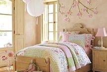 Girls Bedroom Ideas / Ideas for Sophie's Bedroom