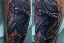 my work #painfulartmanu / #tattoo#realistic#blackandgray#color
