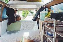 life in a van