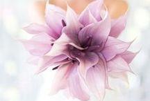 Wedding Flowers / Les bouquets de mariées