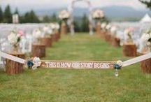 Mini Wedding / Tudo Sobre Mini Wedding e ideias para seu casamento!