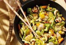 Rezepte (TCM, vegan, vegetarisch, 5 Elemente) / Rezepte zum Thema vegan, vegetarisch und TCM (5 Elemente Ernährung)