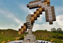 Minecraft / I have pics of real things that in going to try in Minecraft