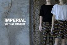 IMPERIAL VIRTUAL PROJECT / Imperial Fashion uses 3D technology to be even faster. Directly from IMPERIAL Head Quarter new ideas that presents trends of  the new season. What's your favourite one? Please share with us what you think about the news designed every day.