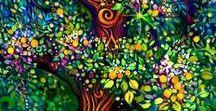 Skønne malerier / Malerier som er ekstrem flotte.