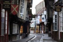 At home in York by Double Dutch / Life in our very beautiful home city: York, England.