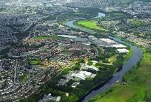 Our Campus / Images from around RGU's stunning riverside campus at Garthdee in Aberdeen.